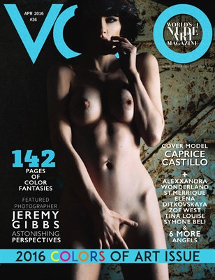 VOLO Magazine #36 - Colors of Art Issue