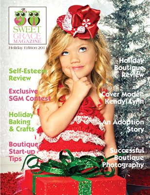 Sweet Grace Magazine - Holiday 2011