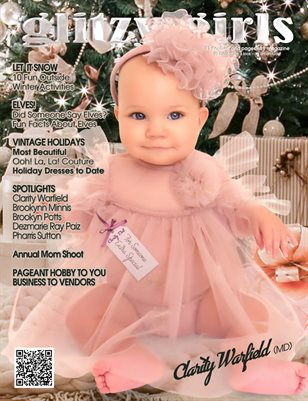 Glitzy Girls Mag 2019 Holiday Issue - Version 2