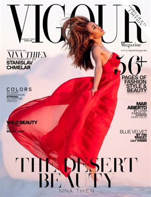 Fashion & Beauty | August Issue 05
