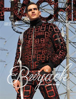 HACHI magazine / Burjack
