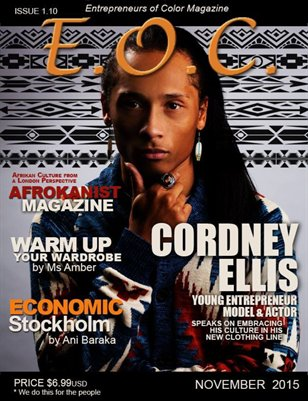 Entrepreneurs of Color Magazine (November 2015-Revised)