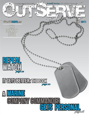 OutServe Magazine | May/June 2011