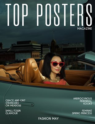 TOP POSTERS MAGAZINE - FASHION MAY