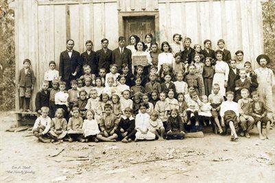 1912 GRAHAM SCHOOL
