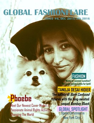 Global FashionFlare Magazine #6, December 2015/January 2016