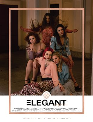 Fashion #1 (April 2020)