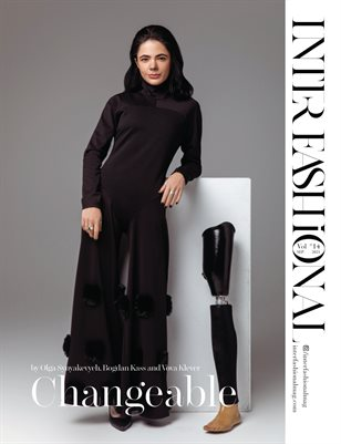 InterFashional Magazine September 2021 N14 Cover 2
