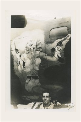 Pistol Packing World War 2 Airplane Nose Art