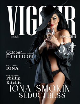 Vigour Magazine October Issue 1