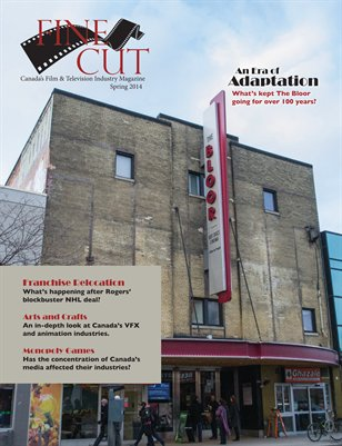 Fine Cut Mag 2014