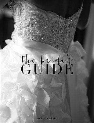 The Bride's Guide by Emily Crall