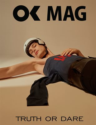 OK Mag #13 - Truth Or Dare - Francesco Strelow