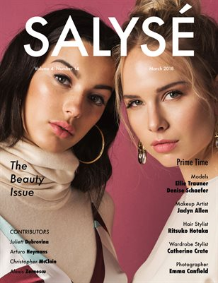 SALYSÉ Magazine | Vol 4 : No 14 | March 2018 |