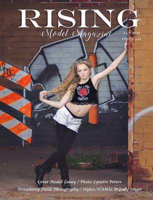 Rising Model Magazine Issue #122