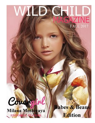 Wild Child Magazine Babes & Beaus Edition