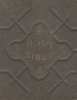 James R. & Inez Carlisle-Smith Family Bible