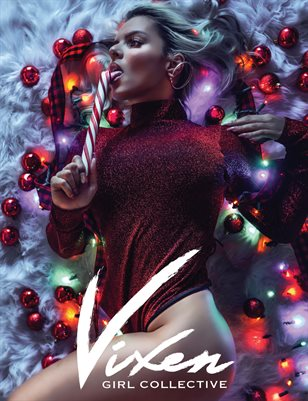 Vixen Girl Collective Magazine Dec 2020 Holiday Issue vol 3
