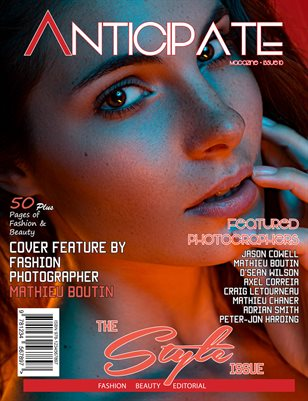 Anticipate Magazine Issue 10