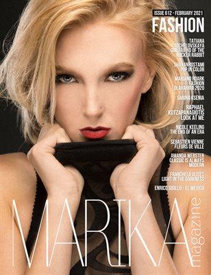 MARIKA MAGAZINE FASHION (ISSUE 612 - February)