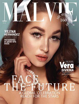 MALVIE Magazine The Artist Edition Vol 160 February 2021