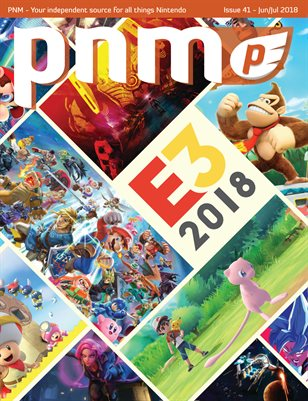 Pure Nintendo Magazine (PNM) Issue 41