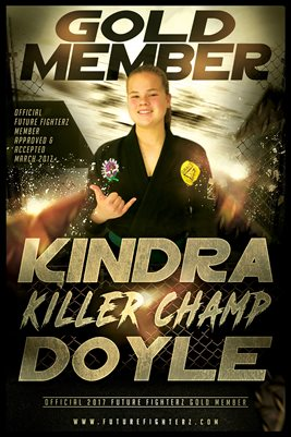 Kindra Doyle Gold Member/Diploma Poster
