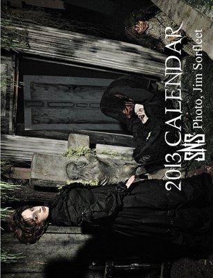 SnS-Photo, Jim Sorfleet 2013 Horror Calendar