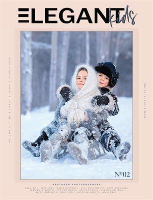 Elegant Kids #5 CVR-2 (March 2020)