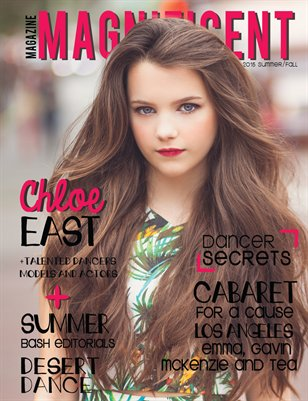 Magnificent Magazine summer/fall