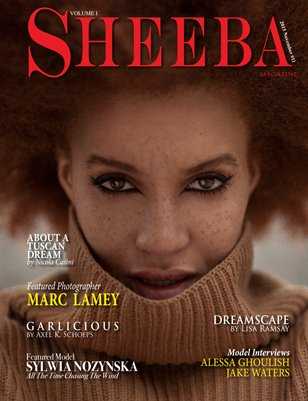 Sheeba Magazine 2015 November Vol I
