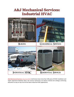 A&J Mechanical Services: Industrial HVAC