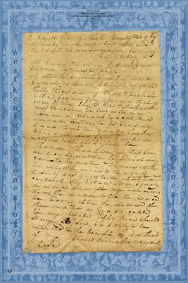 (PAGES 3-4) 1836 Will of Jesse H. Rice, Bath County, Kentucky