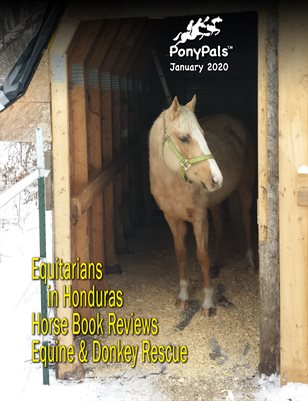 January 2020 Pony Pals Magazine - Vol.9 #8