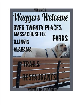 Waggers Welcome---Volume 7---Sheps Stay