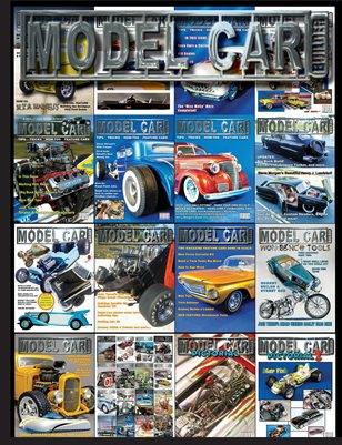Model Car Builder No. 30