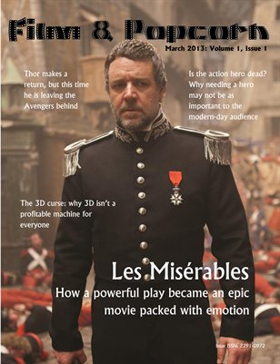 Film & Popcorn Magazine - March 2013 (Volume 1 Issue 1)