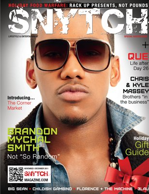 SNYTCH MAGAZINE | 2011 Winter Issue
