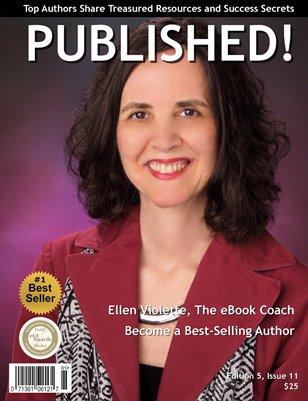 PUBLISHED! 11 featuring Ellen Violette