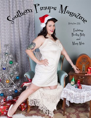Southern Pinups Holiday Issue