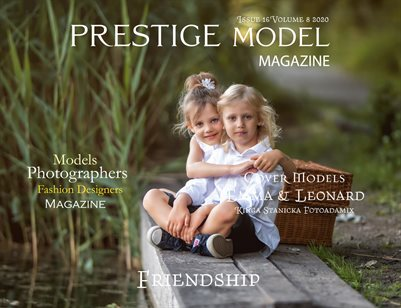 Prestige Models Magazine_Friendship