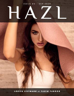 HAZL Magazine: ISSUE #4 - Sep 2020