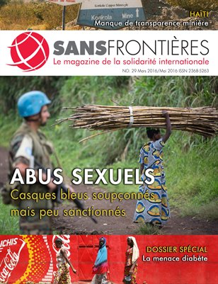 Magazine Sans Frontières (Num.29/Mars-Mai2016)