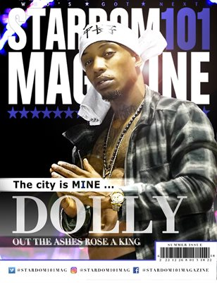 DOLLY 2018 ISSUE