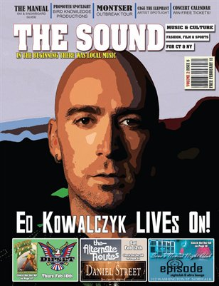 The Sound Magazine February 2011