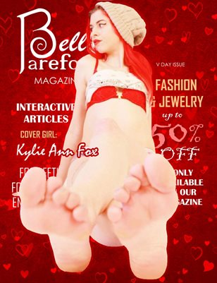 Bella Barefoot Magazine - V Day Issue (PREVIEW - NOT FOR SALE)