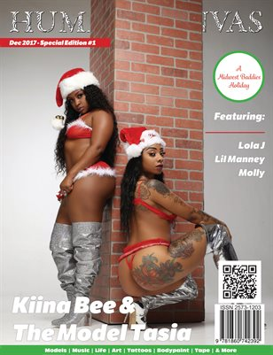 Special Issue #1 - A Midwest Baddies Holiday