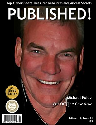 PUBLISHED! featuring Michael Foley