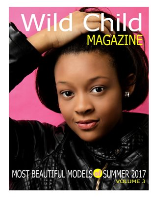 Wild Child Magazine Most Beautiful Volume 3