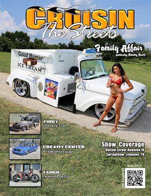 June 2017 Issue, Cruisin the Streets